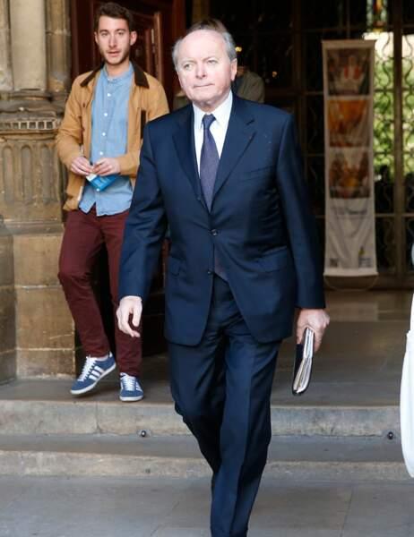 L'ancien ministre Jacques Toubon