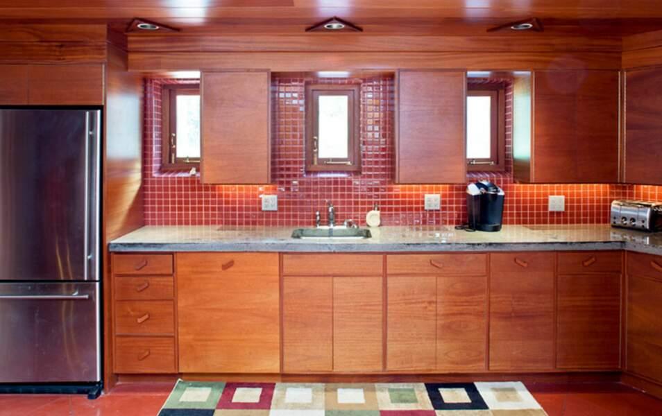 La cuisine du cottage