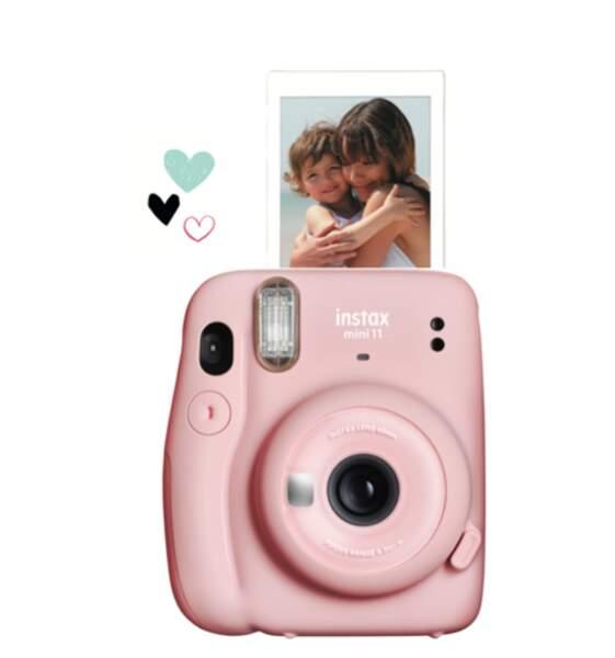Instax mini 11, Fujifilm, 79€