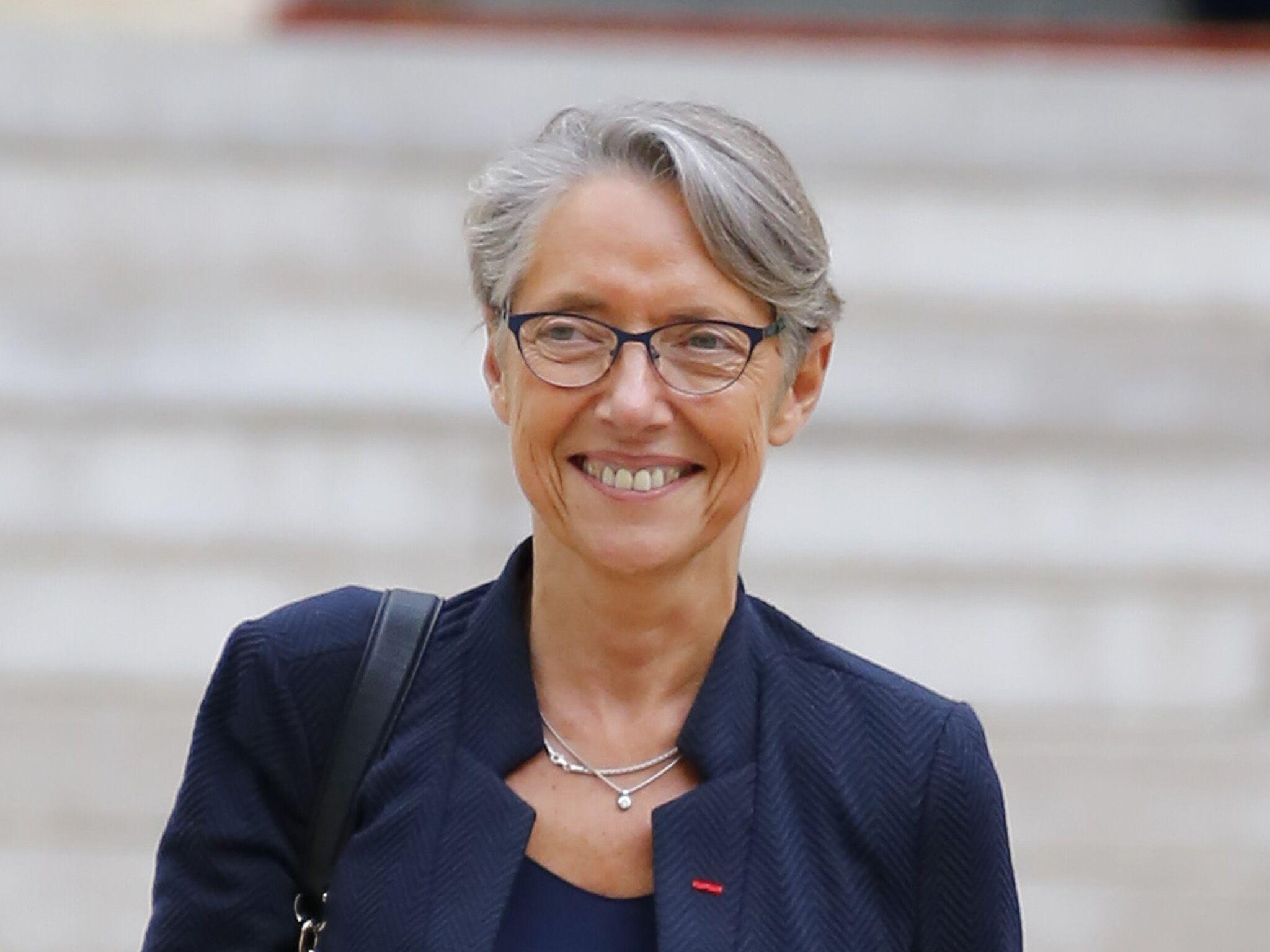 Image result for Élisabeth Borne