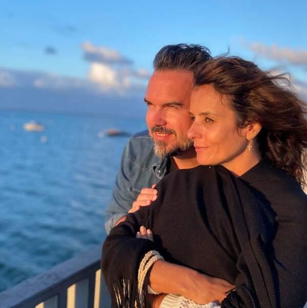 Depuis 2012, elle est mariée à l'écrivain Maxime Chattam