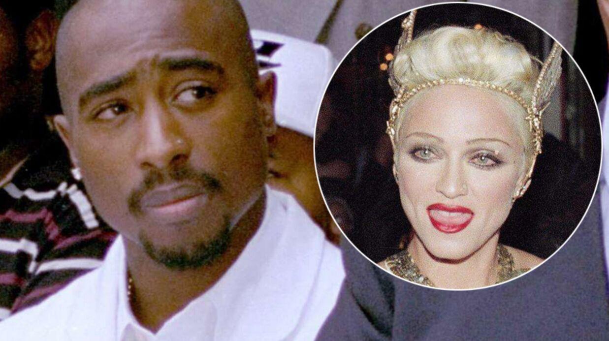 Une lettre de rupture envoyée par Tupac à Madonna en 1995 révélée