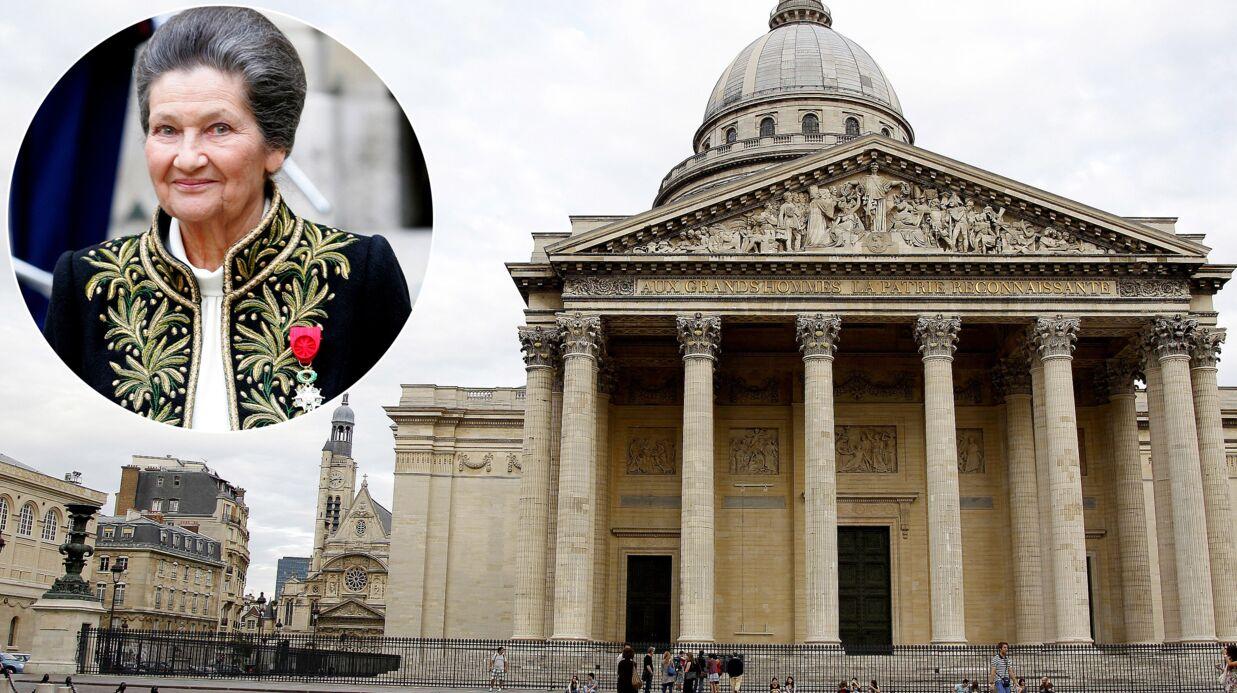 Simone Veil reposera au Panthéon aux côtés de son époux