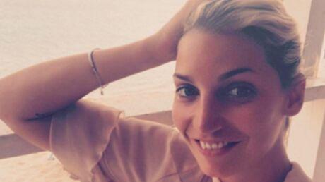 Nadège Lacroix répond aux critiques sur son décolleté avec une photo d'elle… nue