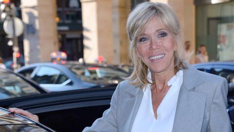 Brigitte Macron: ses tenues sont très regardées, elle en est «fière»