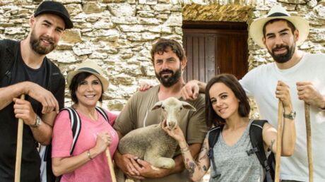 Des moutons et des stars: Alizée et Liane Foly au casting de la nouvelle émission de C8