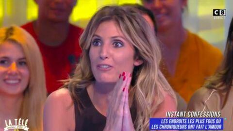 VIDEO Caroline Ithurbide raconte sa liaison torride avec un prof de ski