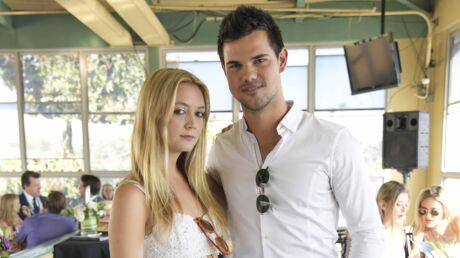 Taylor Lautner, la star de Twilight, a rompu avec sa petite amie Billie Lourd