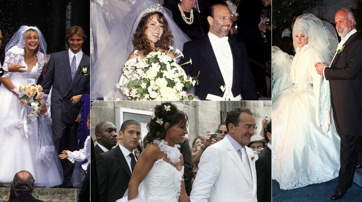 Spécial 30 ans de Voici: 30 ans de mariages people en 30 photos