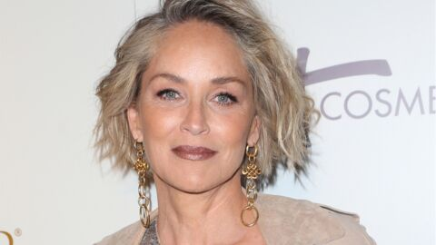 PHOTO Sharon Stone ultra sexy en maillot de bain