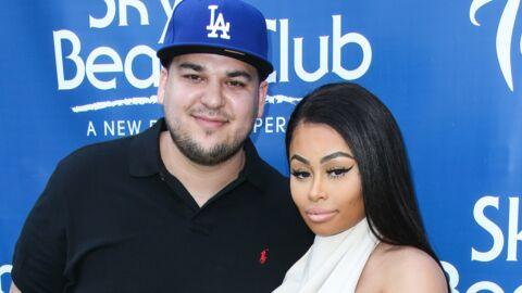 Blac Chyna accuse Rob Kardashian de l'avoir frappée et demande une ordonnance d'éloignement