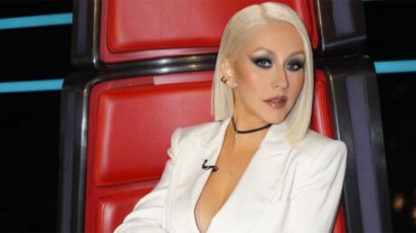 PHOTOS Christina Aguilera: ultra sexy en maillot de bain, elle se prélasse à la piscine