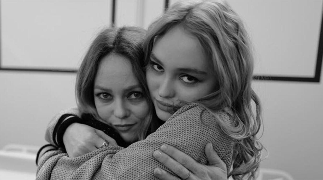 PHOTO Lily-Rose Depp: son message trop mignon à sa mère Vanessa Paradis