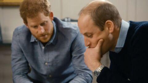 William et Harry évoquent ensemble pour la première fois leur mère, Diana