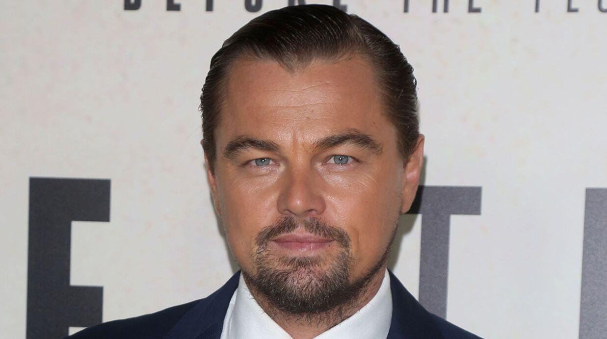Leonardo DiCaprio: le sport, ça n'est pas vraiment son truc et il s'en amuse
