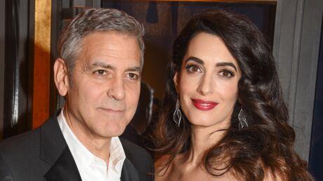 George et Amal Clooney: découvrez lequel des jumeaux est né en premier