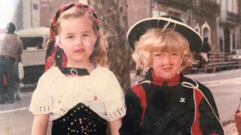 DEVINETTE Qui est cette petite fille à la bouille angélique?