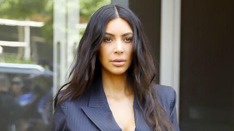 Kim Kardashian accusée de se droguer sur une photo Snapchat, elle répond