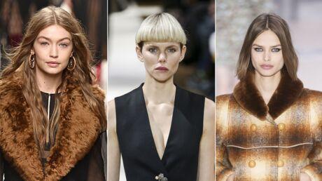PHOTOS Les tendances coiffure automne-hiver 2017–2018