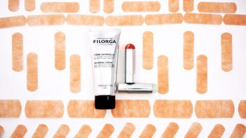 Nos beauty crushs: la crème universelle Filorga et le rouge à lèvres Clinique x Jonathan Adler