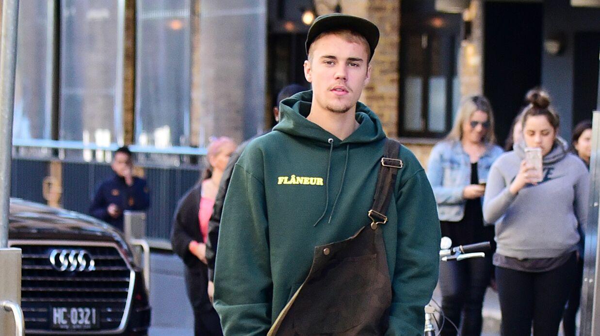 Justin Bieber arrêté au volant avec son téléphone en main