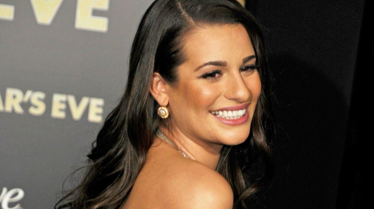 Lea Michele: son bel hommage à Cory Monteith quatre ans après sa mort
