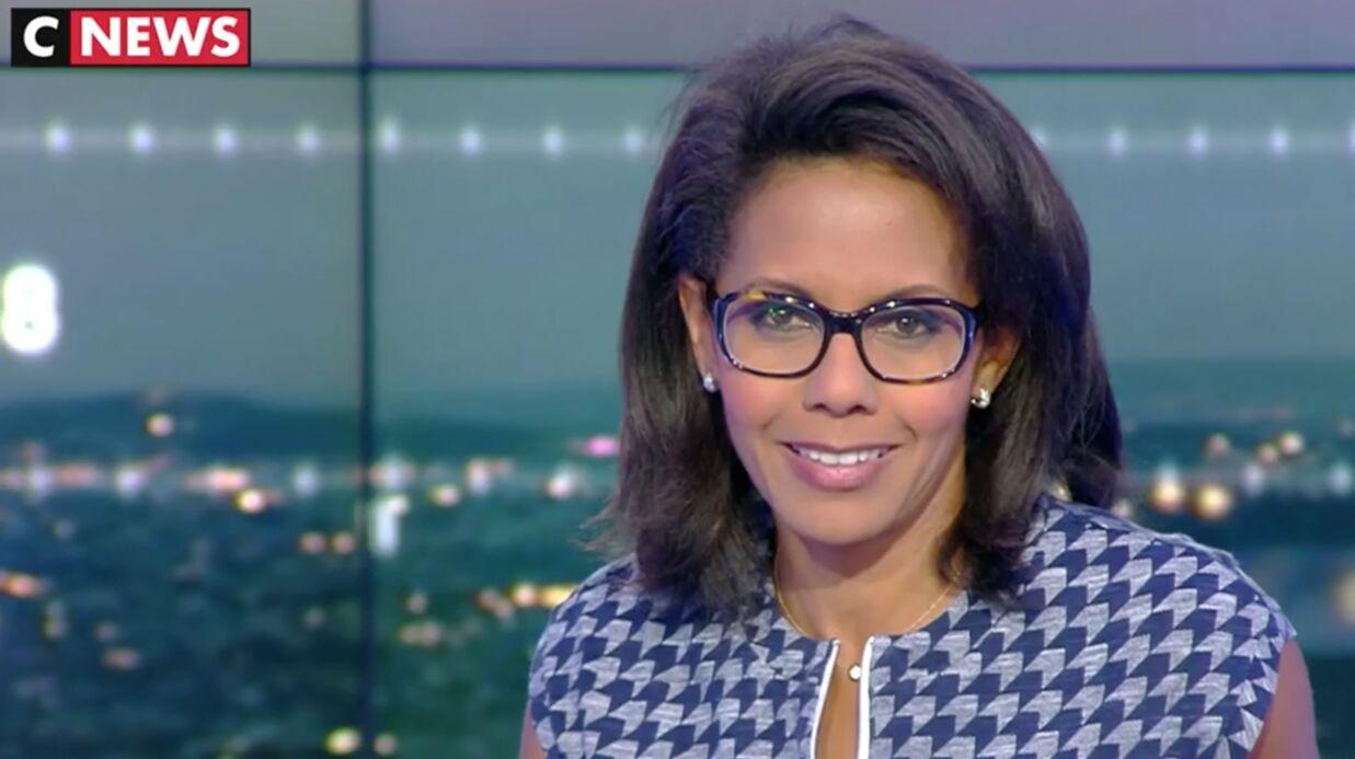 VIDEO Audrey Pulvar fait ses adieux à la télé: elle évoque ses «regrets» et son «privilège»