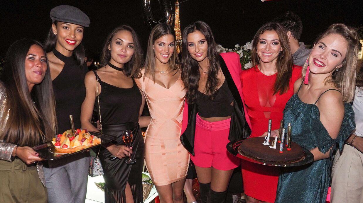 PHOTOS Ultra sexy, Malika Ménard fête ses 30 ans avec Iris Mittenaere et plein d'autres Miss canons