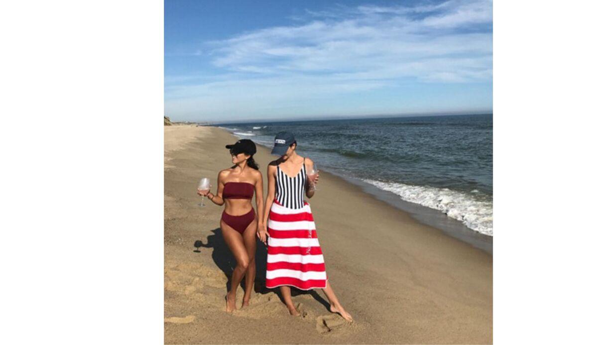 C'est cadeau: Kourtney Kardashian publie une photo de ses fesses