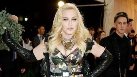 Madonna: sa lettre de rupture de Tupac a été volée, elle bloque la vente