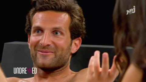 VIDEO Undressed : un candidat est le sosie parfait de Bradley Cooper