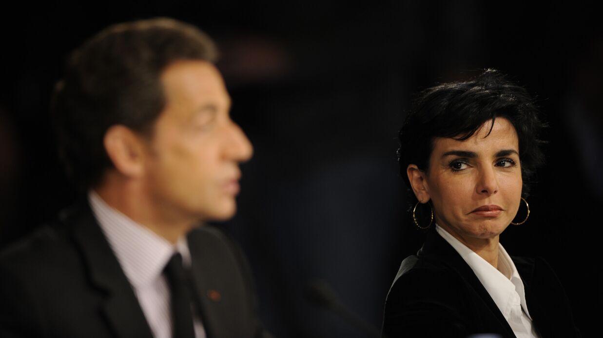 Rachida Dati réagit aux rumeurs de liaison avec Nicolas Sarkozy