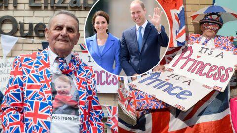 Kate Middleton et le prince William: leur adorable geste envers un fan absolu de la famille royale