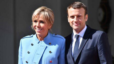 Première dame, «un vrai job» qu'elle  fait «avec plaisir» confie Brigitte Macron