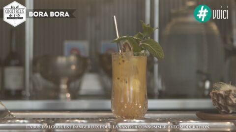 Les 10 cocktails de l'été de Stephen Martin: le Bora Bora