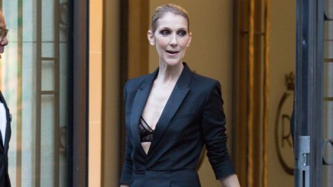 PHOTO Céline Dion sexy: elle laisse entrevoir sa poitrine