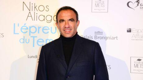 Nikos Aliagas touché par les nombreux messages de soutien qu'il a reçus après la perte de son père