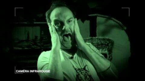 VIDEO Fort Boyard: Jarry en pleine crise de panique face aux scorpions