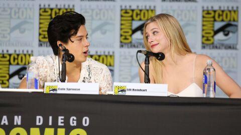 Riverdale: Cole Sprouse (Jughead) et Lili Reinhart (Betty) sont ensemble dans la vraie vie!