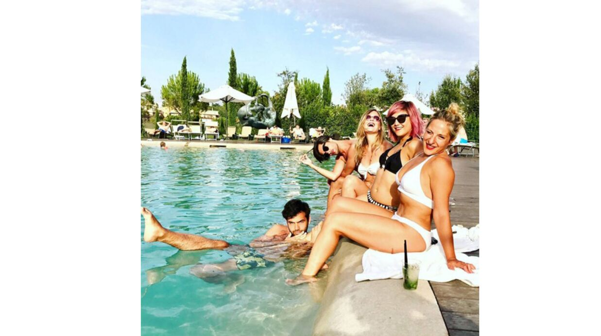 PHOTOS Marilou Berry prend la pose en bikini et affiche sa silhouette de rêve