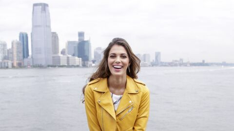 PHOTO Iris Mittenaere : en mini-short sexy, Miss Univers s'éclate à Central Park