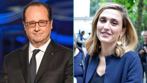 François Hollande passe ses vacances en amoureux avec Julie Gayet