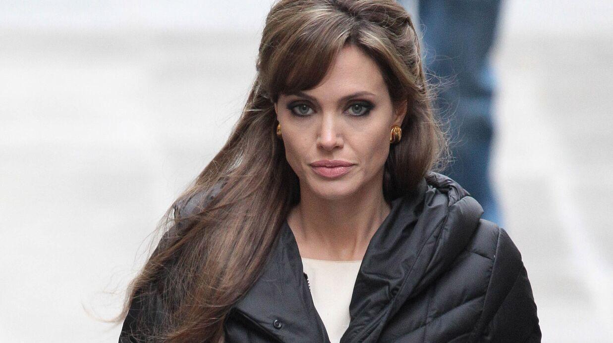 Angelina Jolie se livre (enfin!) sur son divorce avec Brad Pitt