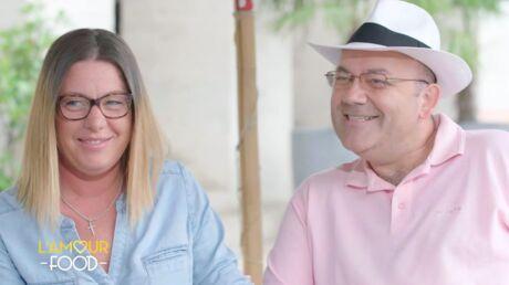 PHOTO L'Amour Food: un couple qui s'est formé dans l'émission de C8 s'est marié!
