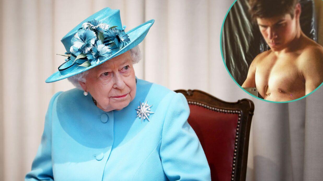 PHOTO Elizabeth II: un de ses petits-neveux s'affiche torse nu et en boxer moulant