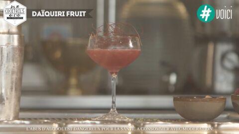 Les 10 cocktails de l'été de Stephen Martin: le daïquiri fruit