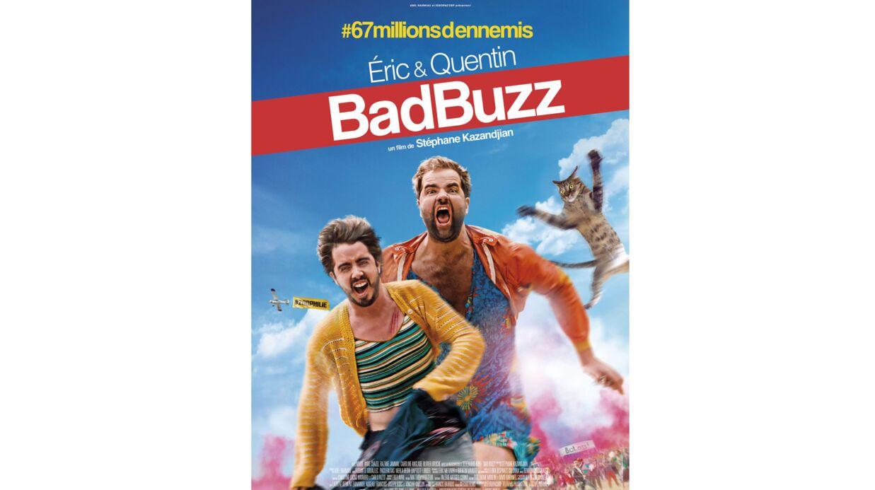 Eric et Quentin expliquent le (très) gros flop de leur film Bad Buzz