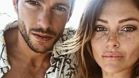 PHOTOS Caroline Receveur et son chéri Hugo Philip fous amoureux sur Instagram