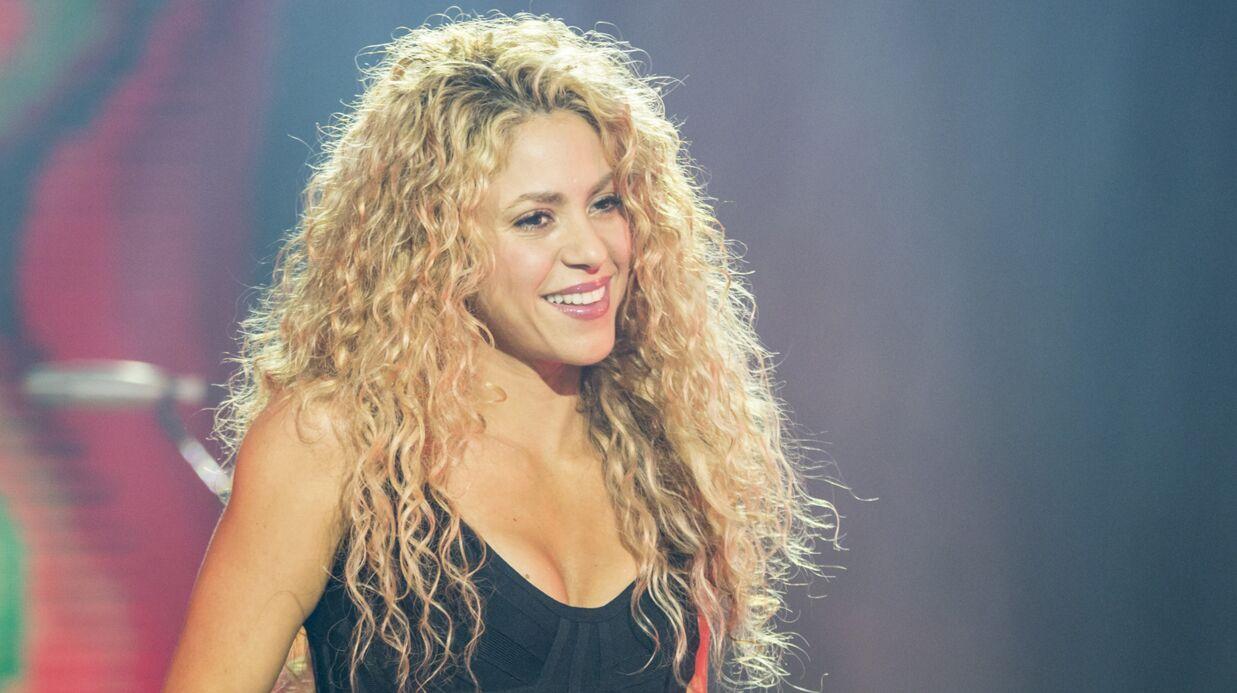 PHOTOS Shakira: oublié le blond, elle change de style