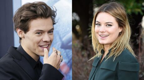 Harry Styles (One Direction) serait en couple avec Camille Rowe